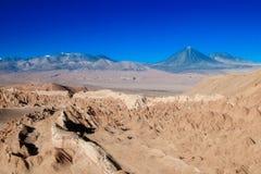 San Pedro de Atacama in North Chile Royalty Free Stock Photo