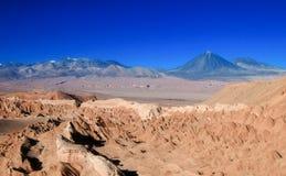 San Pedro de Atacama in North Chile Royalty Free Stock Photos