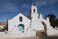 San Pedro de Atacama, o Chile Foto de Stock Royalty Free