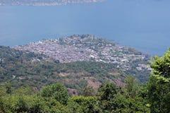 San Pedro de Atitlan Fotografia Stock