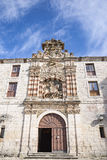San Pedro De cardeña monaster w Castrillo Del Val Obraz Stock