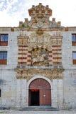 San pedro de cardena in Burgos Stock Photo