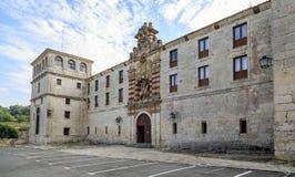 San pedro de cardena in Burgos Royalty Free Stock Photos