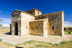 San Pedro de la Nave, El Campillo Royalty Free Stock Photo