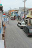 San Pedro del centro, San Ignazio, Belize Immagine Stock