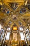 San Pedro en la basílica de Vincoli Imágenes de archivo libres de regalías