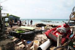 San pedro hurricane Royalty Free Stock Image