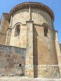 SAN PEDRO kościół W CANTABRIA Fotografia Stock