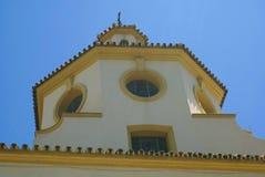 San Pedro Parish Church in Malaga, Andalusia, Spain, Europe Royalty Free Stock Photography