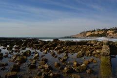 San Pedro, piscines du sud de marée de CA Photographie stock libre de droits