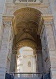 San Pedro (Roma Italia) foto de archivo