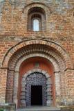 San Pedro siresa romanesque monastery Stock Image