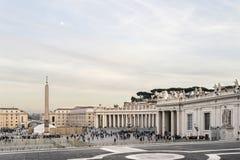 San Pedro Square /Saint Peter Square Fotografia Stock Libera da Diritti