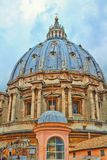 San Pedro y x27; basílica, San Pedro y x27 de s; cuadrado de s foto de archivo