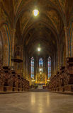 San Pedro y St Pauls Church Prague Fotos de archivo