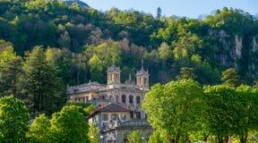 San Pellegrino Terme images stock