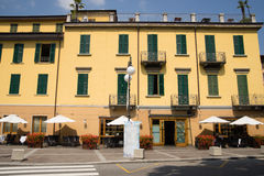 San Pellegrino Terme Royalty Free Stock Photography