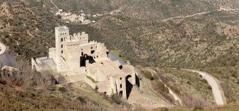 San Pere de Rodes Lizenzfreies Stockfoto