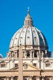 San Peter, Rome, Italy. Royalty Free Stock Photo