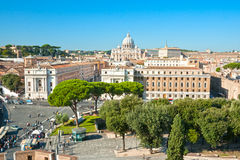 San Peter, Rome, Italy. Royalty Free Stock Image