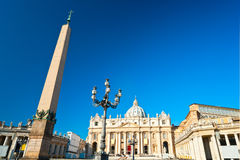 San Peter, Rome, Italy. Royalty Free Stock Images