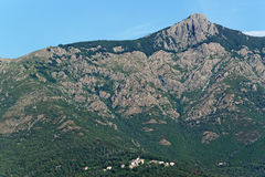 San Petrone mountains Stock Photography