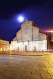 San Petronio church in Bologna Stock Images
