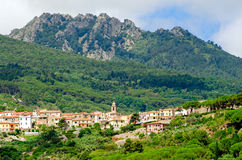 San Piero (Isola d'Elba Italy) Royalty Free Stock Photo
