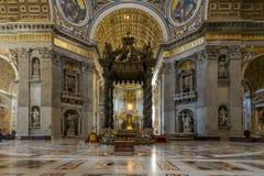 San Pietro Immagine Stock