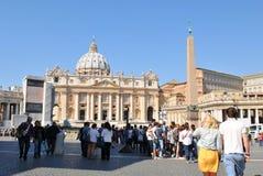 San Pietro basilica Royalty Free Stock Image