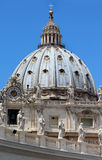 San Pietro castle in Vatican, Rome Royalty Free Stock Image