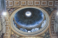 San Pietro Cathedral, Vatican, Italie Image stock