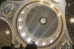 San Pietro Cathedral, Vaticano, Italia Foto de archivo libre de regalías