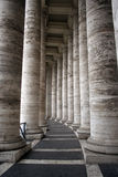 San Pietro Columns Royalty Free Stock Photos
