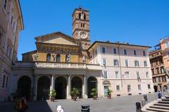 San Pietro dans l'église Rome Italie de Vincoli Images stock