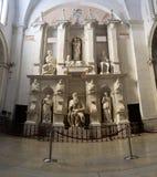 San Pietro dans Vincoli Photos libres de droits