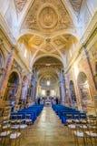 San Pietro i den Montorio kyrkan, Rome arkivfoto
