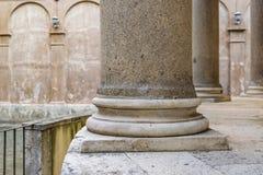San Pietro i Montorio, Rome, Italien royaltyfri bild