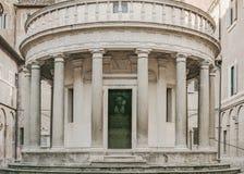 San Pietro i Montorio, Rome, Italien arkivbilder