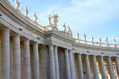 San Pietro kolumna Zdjęcia Royalty Free