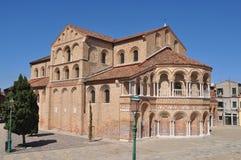 San Pietro Martire, Venice Stock Image