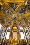 San Pietro nella basilica di Vincoli Immagini Stock Libere da Diritti