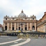 San Pietro, Rome Stock Images