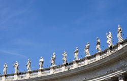 San pietro in rome Stock Photo