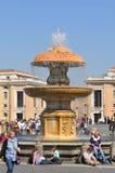San Pietro square, Rome Royalty Free Stock Image