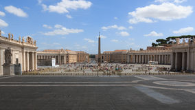 San Pietro square Stock Photos
