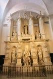San Pietro in Vincoli in Rome Stock Photo