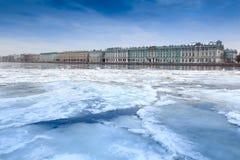 San Pietroburgo Fotografie Stock Libere da Diritti