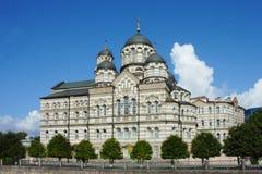 San Pietroburgo, monastero della st Johann Fotografia Stock