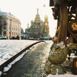 San Pietroburgo Russia Immagini Stock